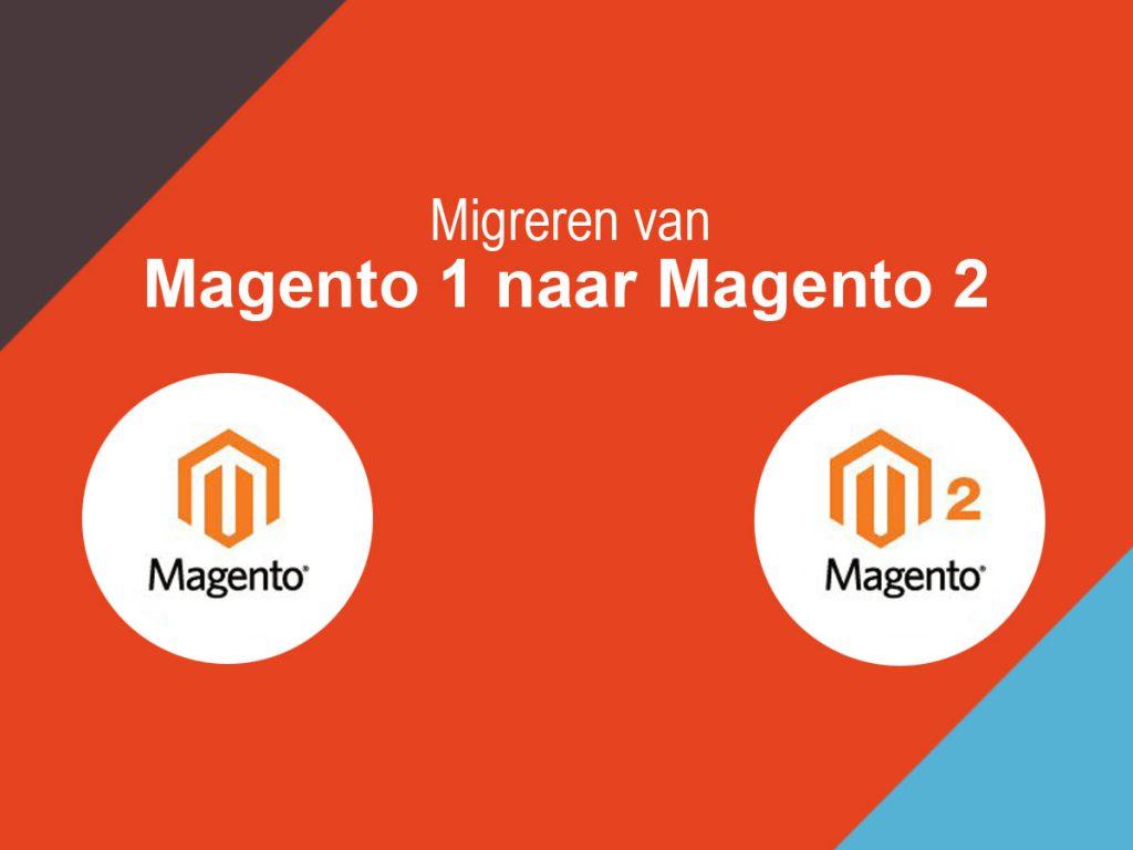 Magento migratie naar magento 2