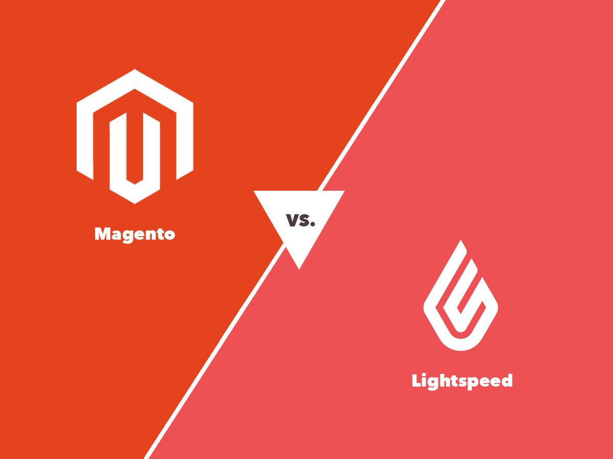 magento vs lightspeed, wat is het verschil