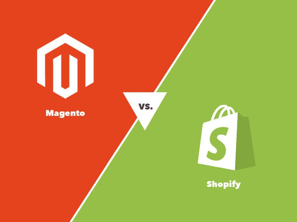 magento vs shopify verschil tussen magento en shopify