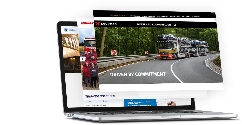 Werkenbij website